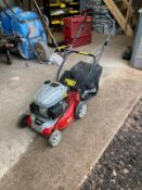 Cobra M40SPC self propelled petrol mower