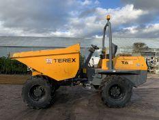 Terex TA6 Straight Tip Dumper 2013