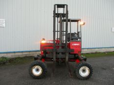 Moffett mounty M2003 truck mounted forklift