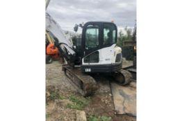 Bobcat E80 Digger