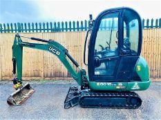 JCB 8018 CTS Excavator