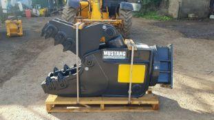 Digger Excavator Pullverisor Conrete Muncher