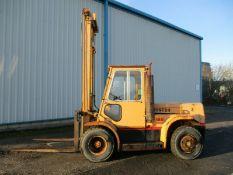 Hyster H150 fork lift diesel 7 ton