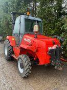 Manitou M26, 2.6 tonne 4WD