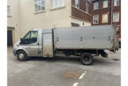 ENTRY DIRECT FROM LOCAL AUTHORITY Ford Transit Tip