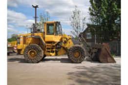 Volvo L180D Loading Shovel