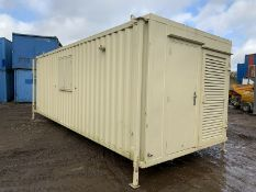 Portable Welfare Unit Site Cabin Office Canteen Wi