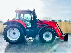 Massey-Ferguson Tractor 7720 S 2018