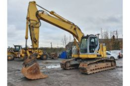 New Holland Kobelco E235SR Excavator