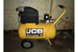 JCB 50ltr Air Compressor