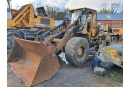 Volvo L90 Loading Shovel
