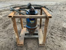 Auger Torque 7000 MAX Excavator Earth Drill