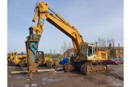 Liebherr 954B Excavator,
