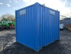10ft Site Office Portable Cabin Welfare Unit