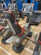 Technogym 700i recline exercise bike