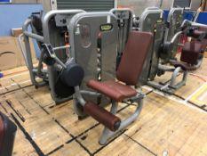 Technogym leg extension machine