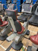 Technogym 500i recline exercise bike