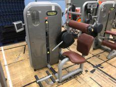 Technogym Lower back machine
