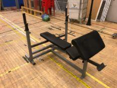 Body solid Olympic bench press bench
