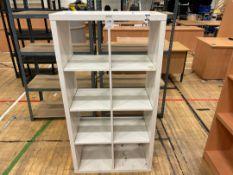 Storage Cabinet x 1, faux Wooden