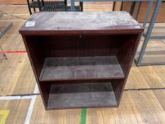 Bookshelf x 1, faux Wooden