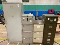 Storage Cabinets - Mixed