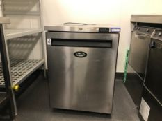 Foster Stainless Steel Freezer