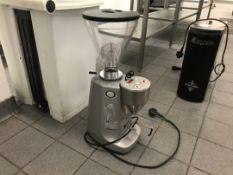 Espresso Italiano coffee grinder