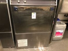 DC Undercounter Dishwasher