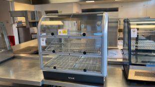 Lincat food warming cabinet