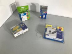 Selection of ink cartridges