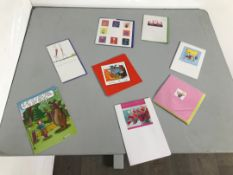 Selection of greeting cards