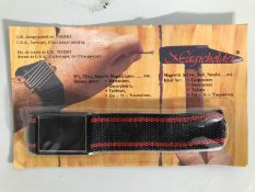 Carpenters magnetic wrist strap