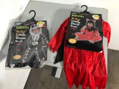Childs Halloween costumes