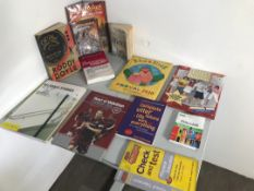 Selection of books annuals and revision books