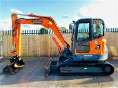 Doosan DX63-3 Excavator / Digger