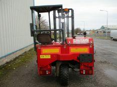 Moffett mounty M2003 truck mounted forklift 3 whee