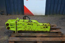 Hydraulic hammer/breaker for excavator digger 3494