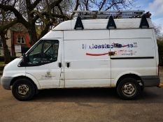 ENTRY DIRECT FROM LOCAL AUTHORITY Ford Transit 100 T350M RWD