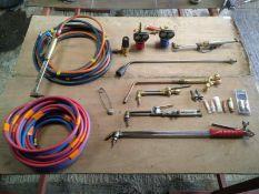 Cutting gear