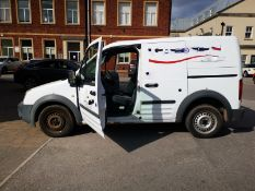 ENTRY DIRECT FROM LOCAL AUTHORITY Ford Transit Connect 75 T200