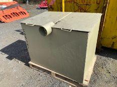 Tool store, site safe, van vault