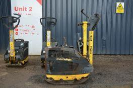 Bomag BPR 35/42D electric starter
