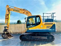Hyundai R140 LC-9A Excavator / Digger