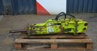 Hydraulic hammer/breaker for excavator digger 3495