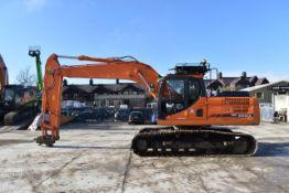 Doosan DX225 Excavator