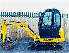 JCB 8018 Excavator / Digger