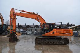 Doosan DX340 Excavator