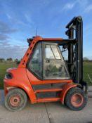 Linde H70d Forklift