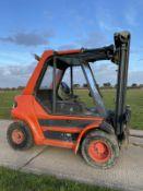 Linde H60d Forklift